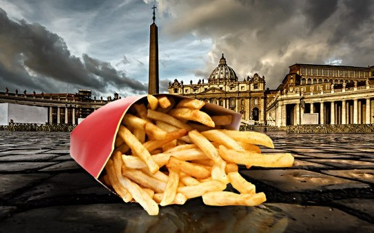 Vatican-French-Fries